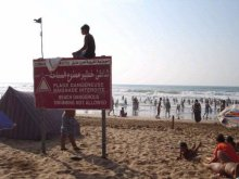 plaja periculoasa DA
